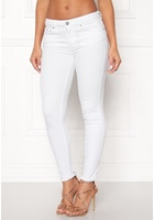Pieces Five Delly B300 Mw Jeans Bright White Xs