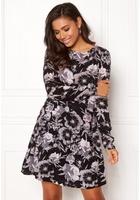 Vila Astha L/s Dress Black L