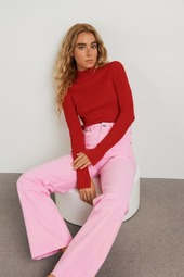 Isabella Knitted Top