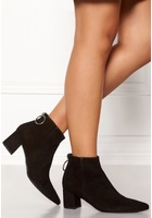 Billi Bi Black Booties Black/gold 36