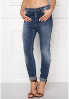 Object Ally Antifit 467 Jeans Dark Blue Denim 25/32