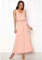 Object Josephine S/l Maxi Dress Misty Rose 38