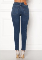 Levi's Mile High Superskinny 0037 Indigo Fusion 25/30