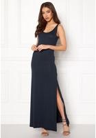 Vila Deana S/l Maxi Dress Total Eclipse L