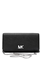 Michael Michael Kors Mott Clutch 001 Black One Size