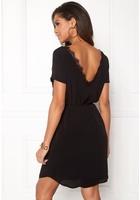 Object Lourdes S/s Lace Dress Black 34