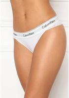 Calvin Klein Thong White S