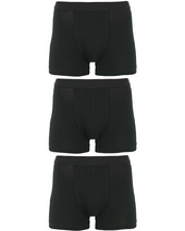 Bread & Boxers 3-pack Boxer Brief Black