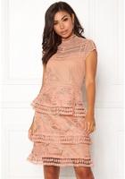 Y.a.s Yrsa Lace Dress Rose Smoke S