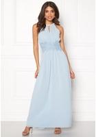 Vila Milina Halterneck Dress Celestial Blue 42