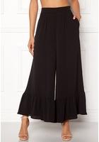 Vila Alure Flared 7/8 Pants Black 40
