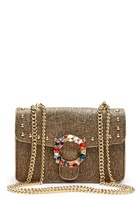 Steve Madden Bkai Shoulderbag Gold/glitter One Size