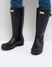 Hunter Original Tall Wellies In Black