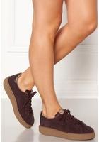 Victoria Victoria Leather Sneaker Burdeos 37