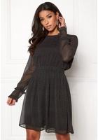 Vila Dotly L/s Dress Black 40