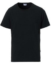 Nn07 Pima Crew Neck Tee Black