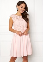 Vila Ulvica S/l Dress Peach Blush 40