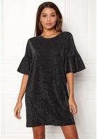 Vila Jomine T-shirt Dress Black L