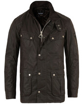 Barbour International Duke Jacket Rustic
