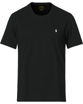 Polo Ralph Lauren Liquid Cotton Crew Neck Tee Black