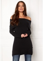 Only Celia L/s Long Pullover Black S