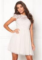 Vila Ulricana Short Dress Snow White 40