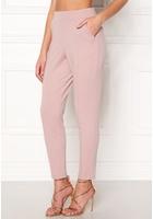 Bubbleroom Brienne Trousers Dusty Pink Xl