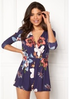 Sisters Point Colly Aubergine/flower Xl