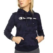 Champion Women Hooded Sweatshirt Allover * Kampanja *