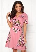Vila Birdo S/s Dress Bridal Rose 34