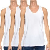 Tommy Hilfiger 3 Pakkaus Classic Recycled Cotton Tank Top
