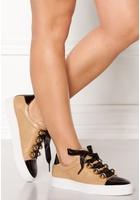 Billi Bi Sneakers Black/beige 36