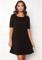Vila Caro A-shape Jersey Dress Black L
