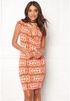 B.young Scavil Dress Tigerlily Xs