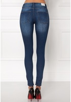 Cheap Monday Mid Spray Jeans Dark Blue W30/31