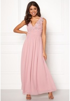 Sisters Point Nanny Long Dress 585 Dusty Rose L