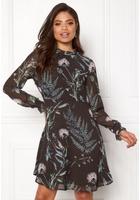 Object Sherry L/s Dress Licorice 42