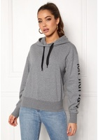 Cheap Monday Rush Hood Cut Logo Grey Melange S