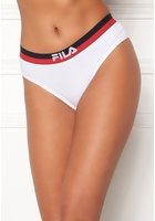 Fila Woman Brief Elastic 300 White Xs