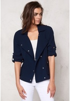 Object Emma Short Blazer Sky Captain 36