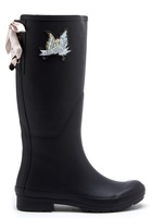 Odd Molly Tide Rainboot Almost Black 36