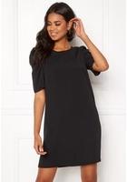 Jacqueline De Yong Ingrid 2/4 Short Dress Black Xs