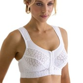 Miss Mary Lovely Jacquard Soft Bra Front Closure
