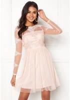 Vila Georgious L/s Dress Peach Blush 42