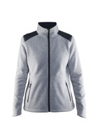 Craft Noble Zip Jacket Heavy Knit Fleece Women * Maksuton Kuljetus *