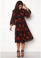 Vila Jelana 3/4 Sleeve Dress Black 38