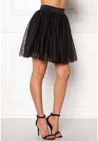 Vero Moda Tulle Short Skirt Black Xs