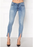 Vila Petal Super Slim Jeans Medium Blue Denim S