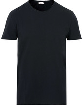 Filippa K Roll Neck Tee Navy
