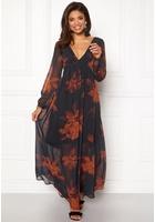 Vila Melaki 3/4 Sleeve Dress Black 40